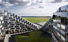 In 2011 the world´s best residential house was awarded to Copenhagen. For the second time in three years, Danish architect Bjarke Ingels won the World Architecture Festival´s Housing Award for '8 House' in the Copenhagen district of Ørestad. Read more here: http://denmark.dk/en/lifestyle/architecture/the-best-house-in-the-world-is-danish/