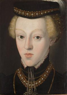Johanna of Austria, granddaughter of Juana of Castile, great-niece of Catherine of Aragon