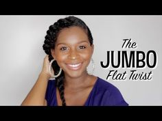 My Go To Protective Styles Using Flaxseed Gel | 2 Hairstyles - YouTube