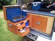 Image result for camping chuck box ideas