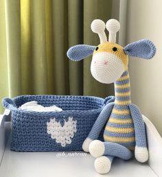 Diy Crafts - handmadeearrings,handmadejewelry-✔ Handmade Toys For Boys How To Make rmpcreations handmadeearrings handmadejewelry handmadecollecti Baby Knitting Patterns, Crochet Animal Patterns, Crochet Patterns Amigurumi, Crochet Dolls, Cute Crochet, Crochet Baby, Baby Boy Toys, Giraffe Toy, Newborn Toys