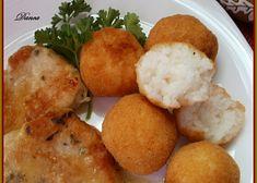 Rýžové krokety s parmazánem recept - TopRecepty.cz Potatoes, Vegetables, Ethnic Recipes, Food, Potato, Essen, Vegetable Recipes, Meals, Yemek