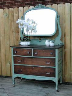 Dresser - painted furniture