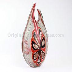 Segreto - Vaso esclusivo - Vetro di Murano