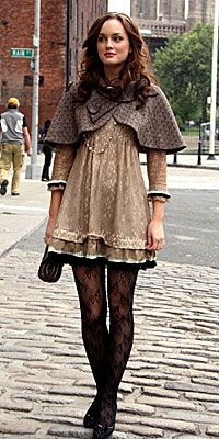 Hailes Hearts Fashion.: Gossip Girl: Serena Vs. Blair