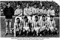 EQUIPOS DE FÚTBOL: REAL BETIS BALOMPIÉ 1966-67