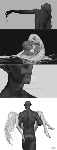 Yet each man kills the thing he loves by nipuni on DeviantArt Solas Dragon Age, Dragon Age Inquisition, Writing Inspiration, Character Inspiration, Character Art, Sketchbook Inspiration, Character Design, Design Inspiration, Dragon Age Romance