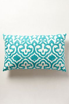 """Ari Medallion Pillow from Anthropologie 