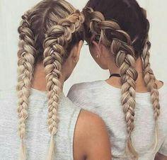 50 Trendy Dutch Braid Hairstyle Ideas to Keep You Cool #braids #braidedhair #dutchbraid #hairstyle