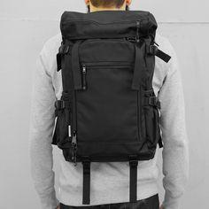 Ruckpack - Black