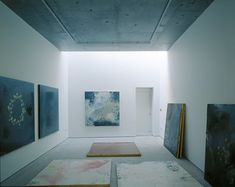 House for two artists, London, 2005 - Tony Fretton Architects