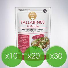Pack de Tallarines