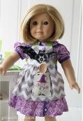 Over 200 free 18 inch, American Girl doll clothes sewing patterns, tutorials, and diy projects. Many simple, quick, and easy designs. Sew dresses, skirts, tops, pants, and more!