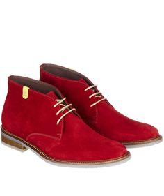huge discount 4830f 653d8 Herren Schuhe  Red Suede , rot von FLORIS VAN BOMMEL. Zu kaufen für 159 €  bei Engelhorn.