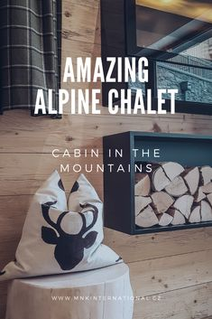 Amazing and luxury Alpine chalet hotel Rittis in the Austrian Alps close to Dachstein Glacier. | Pet and kids friendly hotel in the mountains | #mountainchalet  #luxuryholiday #travelcoupleblogger #austrianalps #dogfriendlyhotel