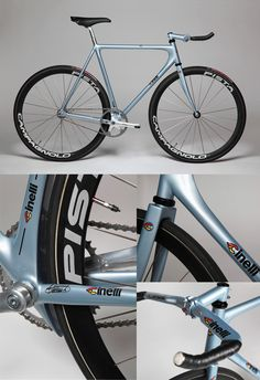 Awesome Cinelli track bike