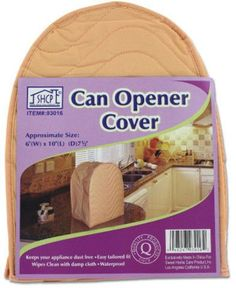 Can Opener Cover Case Pack 24