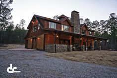 Check out this incredible custom barn home in Newnan, Georgia and see what DC Building can do for you.