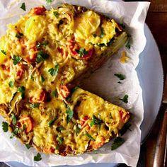 Recept - Spaanse groentetortilla - Allerhande