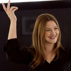 """Love Drew Barrymore! """"I believe that we are all fields of energy and you have the choice whether to be a positive or negative field of energy. I know that sounds hippie-ish but it's what I believe fundamentally. So you could be a bag of toxicity, or you could be a happy, good person that spreads joy. I believe in spreading joy.""""     She's on OWN with Oprah this Sunday."""