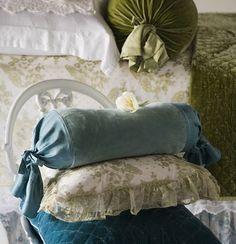 love bolster cushions