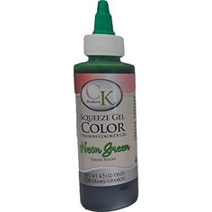 CK Products 4169429 Gel Color 45 oz Holiday Green ** Want additional info? Click on the image.