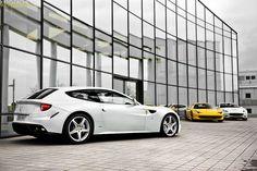 Ferrari #FF #F458 Italia #California