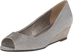 Dirty Laundry DL Hardly There Champagne Womens Toe Open Shoes ** You can find more details by visiting the image link.