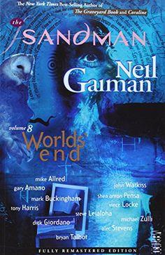 The Sandman Vol. 8: World's End by Neil Gaiman http://www.amazon.com/dp/140123402X/ref=cm_sw_r_pi_dp_zpyPub1MHF8RX