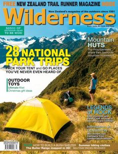 Image result for wilderness magazine