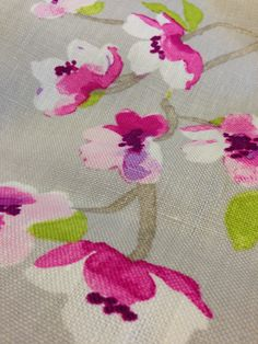 Collection 2013 Hanami - flowers grey