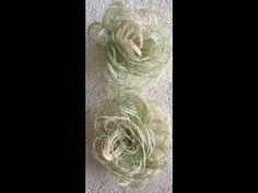Blume aus einem Reissack 10 01 2017 - YouTube