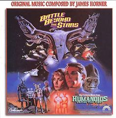 Battle Beyond the Stars/Humanoids from the Deep - James Horner