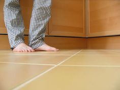 Dear Mr. S.  I would love this (radiant floor heating) in my bathroom.  Love, The Mrs.