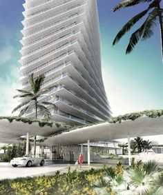 """Architecture: Miami: America's Next Great Architectural City?: """"..Miami, Florida is booming with new architectural projects by big names: everything fromnew condominums by BIG, to the restoration of theSaxony Hotel by Rem Koolhaas, to the newMiami Beach Convention Center. So why are so many big projects migrating to Miami Beach? The city is turning itself into an American cultural andciviccenter..Take, for example, the cultural institutions along Lincoln Road. The new addition of Herzog…"""