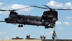 US Army MH-47G Chinook 160th SOAR