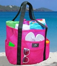 Do You Need A Large Beach Bag?