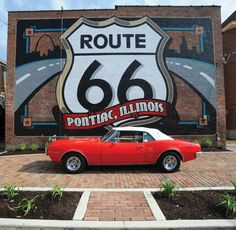 On the road again ‹ Graham Howe takes it easy on a classic road trip on Route 66 - taking in the sights, songs and scenes of one of the world's most famous highways - www.intrepidexplorer.co.za