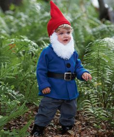 Look at this Little Gnome Dress-Up Outfit - Infant & Toddler on #zulily today!
