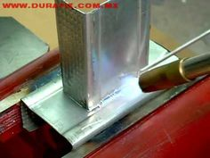 Now anyone can repair aluminum, cast aluminum and cast iron with our brazing rods used with only a torch and our HTS-2000 - stronger than ti...