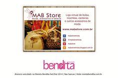 Publicidade Mab Store