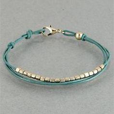 Handmade Bracelet Ideas & Collections