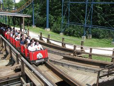 Date Ideas From PearHaven: Kings Island Amusement Park in Manson, OH