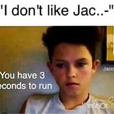 U. HAVE.3SECONDS.TO.RUN.GOOOOOO. YUP THATS TOTALLY ME!! -Alayna Uchiha