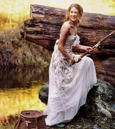 Rustic Wedding Gowns For A Rustic Or Country Wedding - Rustic Wedding Chic Keywords: #weddings #jevelweddingplanning Follow Us: www.jevelweddingplanning.com www.facebook.com/jevelweddingplanning/