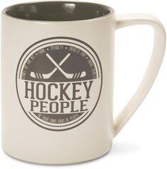 Hockey People Coffee Mug