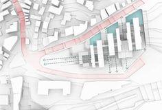 3. Mansiyon, Süleymanpaşa Belediye Hizmet Binası Mimari Proje Yarışması Gallery Of Modern Art, Case Study, Skyscraper, Competition, Diagram, Photoshop, College, Exterior, Graphics