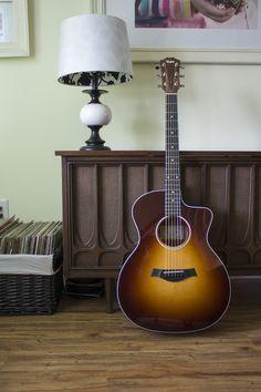 *my* Taylor 214ce-SB guitar :)