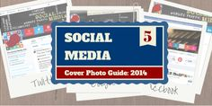 The Complete Social Media Cover Photo Guide - this resource includes dimensions for Facebook, Google+, Twitter, LinkedIn and YouTube. http://www.thesocialmediahat.com/article/complete-social-media-cover-photo-guide | #SocialMedia #SocialMediaMarketing #Business