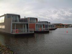 Hvide sande houseboats